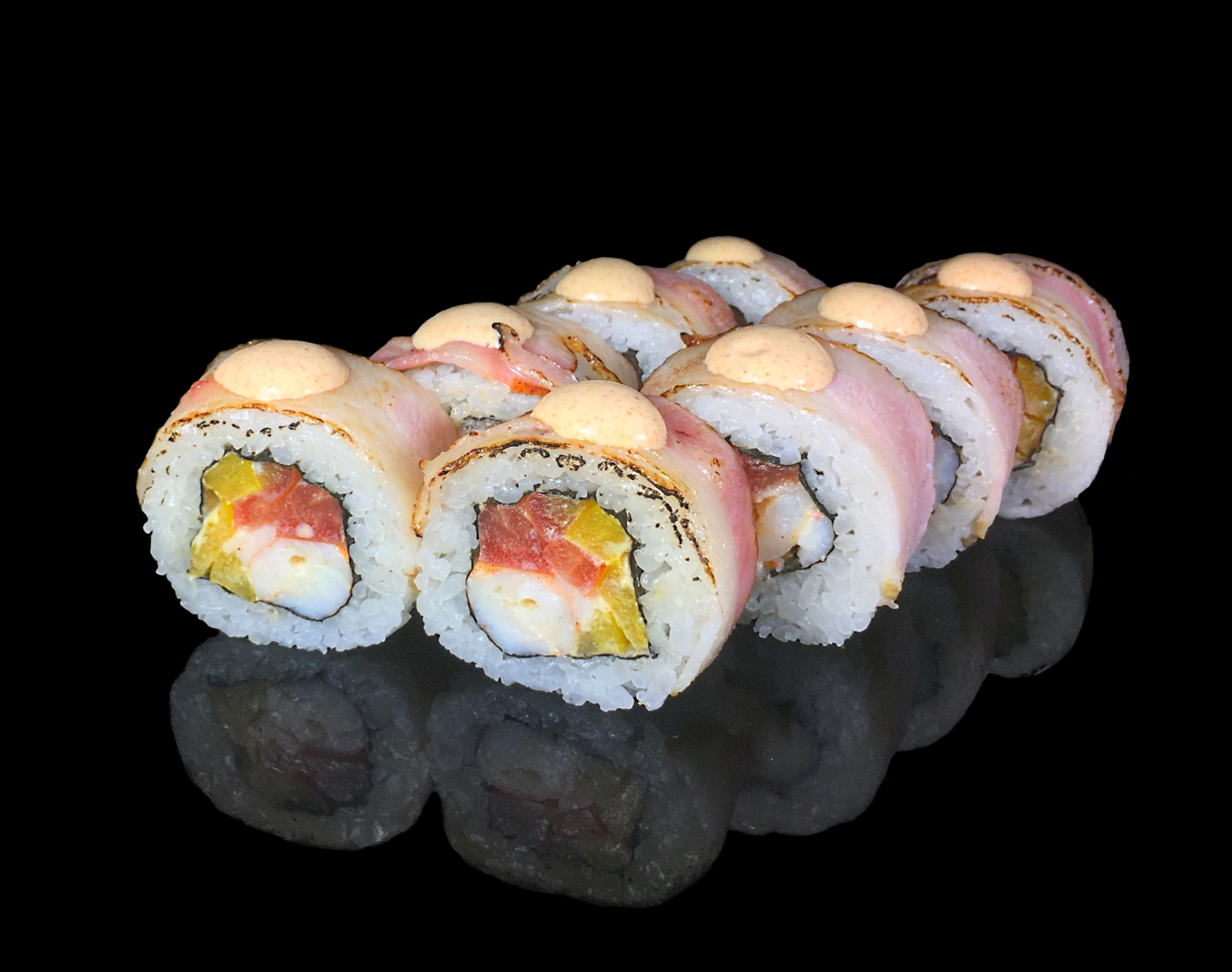 Техас суши ролл от urbanfood.by - служба доставки суши в Минске