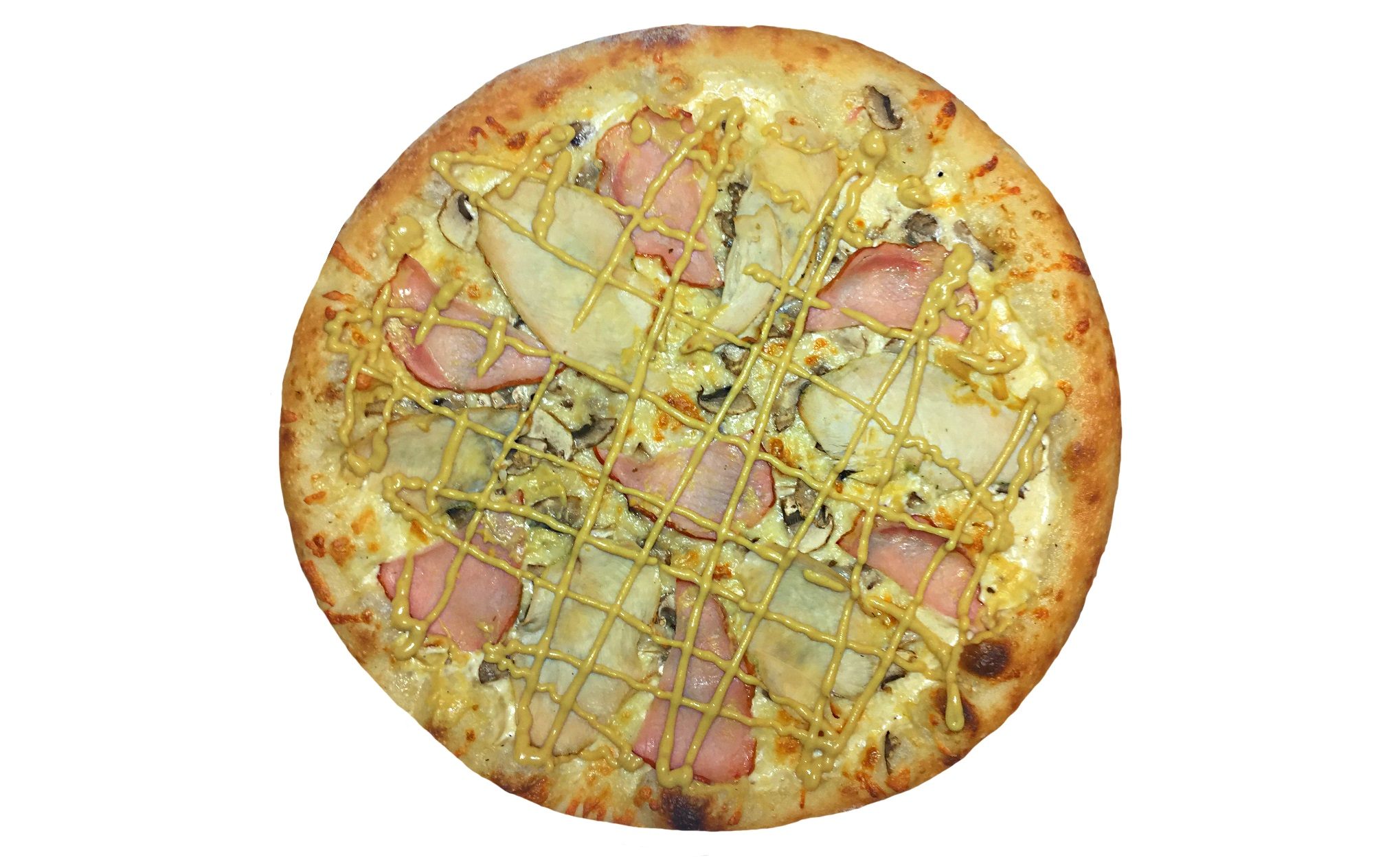 Доставка пиццы в Минске urbanfood.by - Пицца Канзас-Чикен
